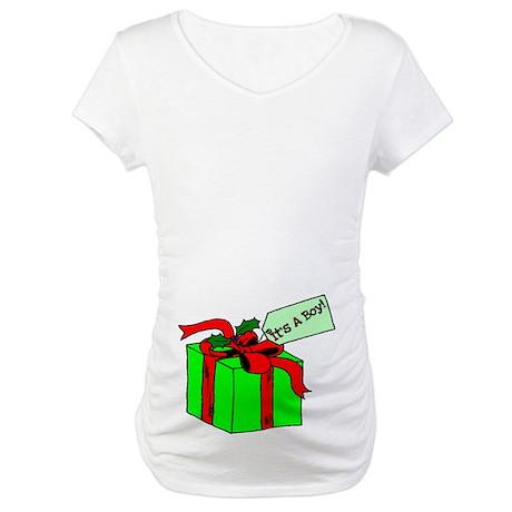 It's a Boy Gift Maternity Shirt