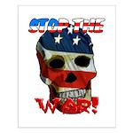 Anti War Small Poster