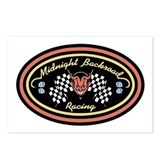 M-B Racing -OV Postcards (Package of 8)