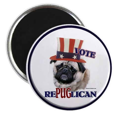 "RePUGlican 2.25"" Magnet (10 pack)"