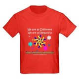 DS Ribbon Snowflake T