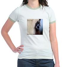 Stop Horse Slaughter Ringer T-shirt