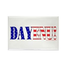 Dayenu! Rectangle Magnet