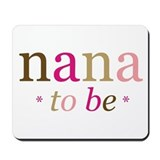 Nana to be (fun) Mousepad
