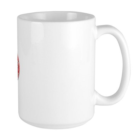 Buck Off Large Mug