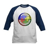 Autism Awareness Jewel Tee