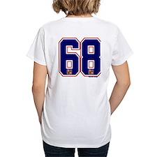 CZ Czech Ceská Hockey 68 Shirt