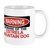 ESTRELA MOUNTAIN DOG Coffee Mug