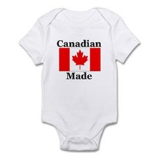 Canadian Made Onesie