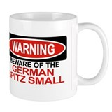 GERMAN SPITZ SMALL Coffee Mug