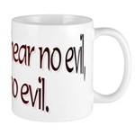 Date No Evil Mug