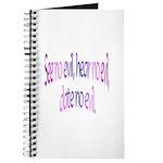 Date No Evil Journal