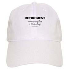 Retirement Weekend Baseball Cap