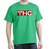 THC Logo (RED) T-Shirt