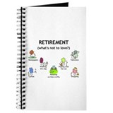 Retirement Love Journal