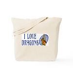 Dragon Tote Bag