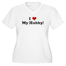 I Love My Hubby! T-Shirt