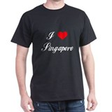 I Love Singapore T-Shirt