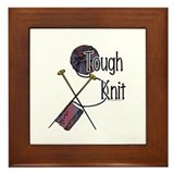 Tough Knit Framed Tile