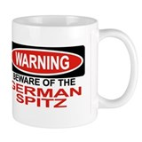 GERMAN SPITZ Small Mugs