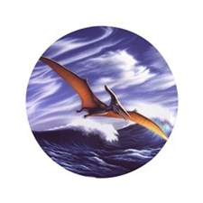 """Pteranodon 2 3.5"""" Button (100 pack)"""