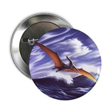 "Pteranodon 2 2.25"" Button (100 pack)"