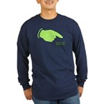 DO IT - For Planet Earth Long Sleeve Dark T-Shirt