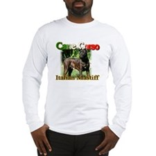 Cane Corso Italiano Long Sleeve T-Shirt