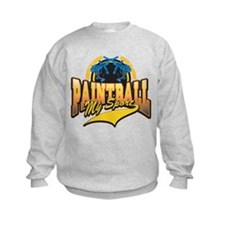 Paint Ball My Sport Sweatshirt