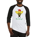 Bee Merry Baseball Jersey