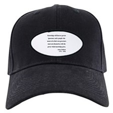 James Madison 12 Baseball Hat