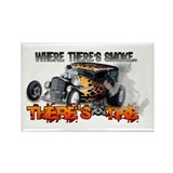Smoke Em 1 Rectangle Magnet (100 pack)