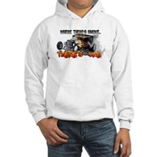 Smoke Em 1 Hooded Sweatshirt