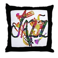 JAZZ -  Throw Pillow
