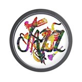 JAZZ -  Wall Clock