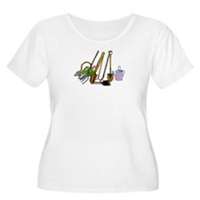 Garden Party Accessories2 Plus Size T-Shirt