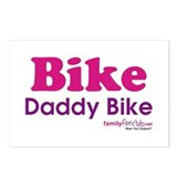 Bike Daddy Bike Postcards (Package of 8)