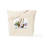 Garden Party Accessories Tote Bag