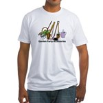 Garden Party Accessories Fitted T-Shirt