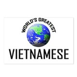 World's Greatest VIETNAMESE Postcards (Package of