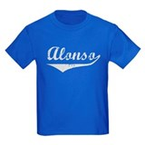 Alonso Vintage (Silver) T