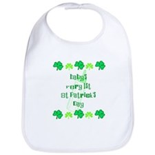 Unique Military st.patrick Bib