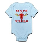 Made In Utero Infant Bodysuit