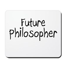 Future Philosopher Mousepad
