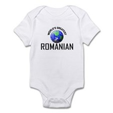 World's Greatest ROMANIAN Infant Bodysuit