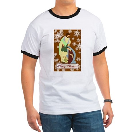 The Nativity Ringer T