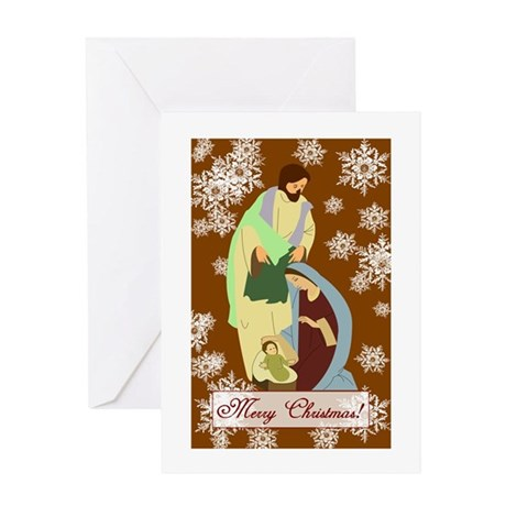 The Nativity Greeting Card