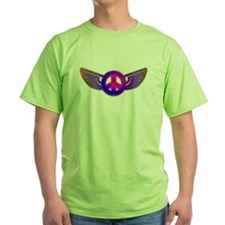 Peace Wing Groovy T-Shirt