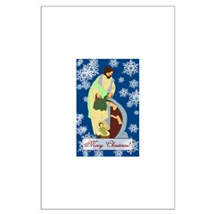 The Nativity Large Poster