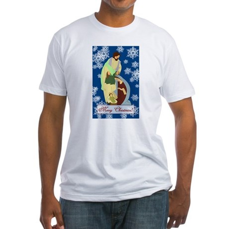 The Nativity Fitted T-Shirt